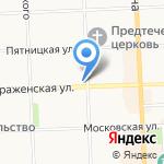 СВЕТлое фото на карте Кирова