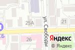 Схема проезда до компании Рукоделие в Кирове
