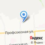ЮНИКС на карте Кирова