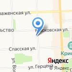 Союз художников России на карте Кирова