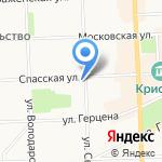 Green home на карте Кирова