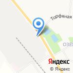 Счастливый Дом на карте Кирова