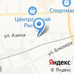 НИВА на карте Кирова