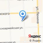 Клиника Елены Калининой на карте Кирова