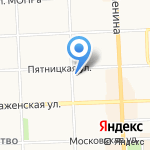 Lux Lashes на карте Кирова