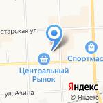 Вятский базар на карте Кирова