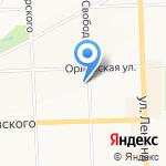 Пожарная часть №2 по охране Первомайского района на карте Кирова