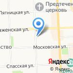 Центр гигиены и эпидемиологии в Кировской области на карте Кирова