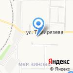 Кировский центр социальной помощи семье и детям на карте Кирова