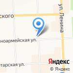 Мемориал на карте Кирова