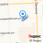 КЭШ на карте Кирова