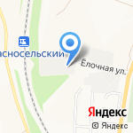Корпус-Мебель на карте Кирова