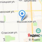 Кабинет на карте Кирова