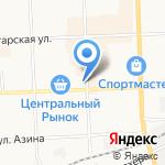 Кредитка на карте Кирова