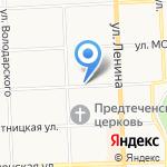 А-реал на карте Кирова