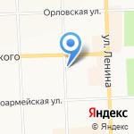 Наркологический центр на карте Кирова