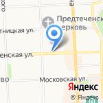 Атлас на карте Кирова