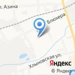 Кировский медицинский колледж на карте Кирова