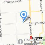 Первая школа снижения веса на карте Кирова