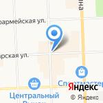 Настоящая еда на карте Кирова