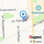 Движение-Вятнефтепродукт на карте Кирова
