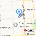 КЭПЛенОК на карте Кирова