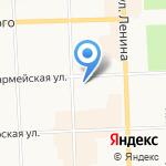 Дом кино на карте Кирова