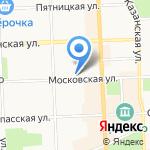 1С-ВЯТКА на карте Кирова