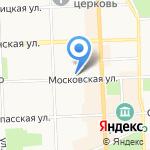 Aksess на карте Кирова