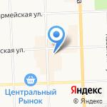 Центробувь на карте Кирова