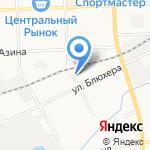 Мастерская по ремонту обуви и изготовлению ключей на карте Кирова