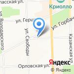 Деревянные Полы на карте Кирова