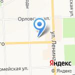 СТРОЙЖИЛКОМПЛЕКТ-ПЛЮС на карте Кирова