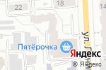 Схема проезда до компании ЦПС-Киров в Кирове