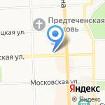 60 секунд на карте Кирова