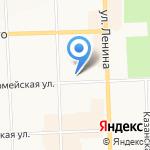 Супер двери на карте Кирова