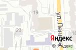Схема проезда до компании Пятёрочка в Кирове