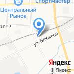 Дарина на карте Кирова
