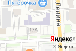 Схема проезда до компании Российская академия народного хозяйства и государственной службы при Президенте РФ в Кирове