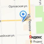 Приоритет на карте Кирова