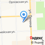 Avto-Vid на карте Кирова