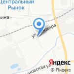 Олеся на карте Кирова