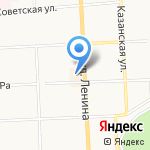 Клевое место на карте Кирова