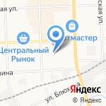 Детский сад №67 на карте Кирова