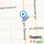 Вознесенский на карте Кирова