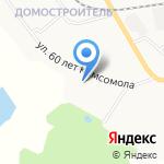 Церковь Николая Чудотворца на карте Кирова