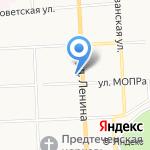 Вожгальский маслодельно-сыродельный завод на карте Кирова