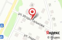 Схема проезда до компании Служба доставки товаров из ИКЕА в Малом Исаково