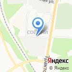 Наш родник на карте Кирова