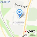 Детский сад №226 на карте Кирова